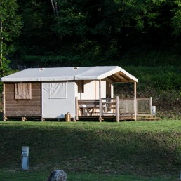 hébergement bungalow