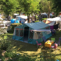emplacement camping gorges du tarn